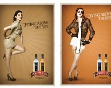 Carteles tequila Aeroplano