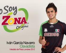 Ivan Garcia clavadista medalla plata londres 2012
